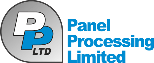 Panel Processing Limited - Specialist manufacturers to the woodworking and retail industries logo